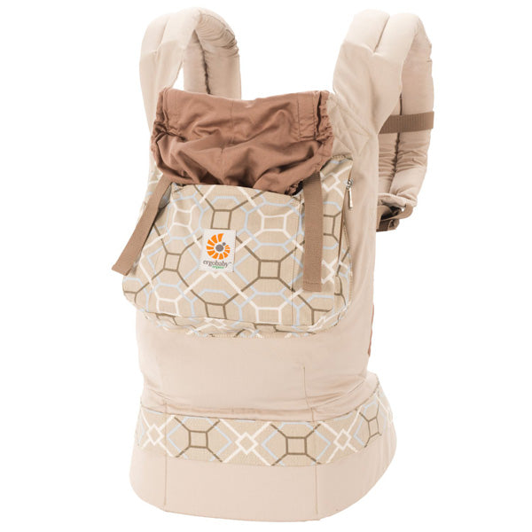Ergobaby Organic Carrier Lattice Taupe