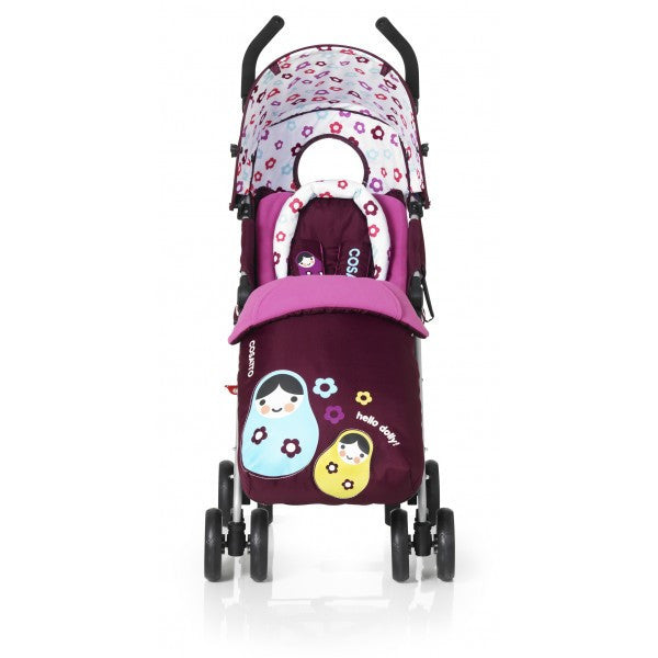 Cosatto Swift Lite Supa Pushchair Hello Dolly