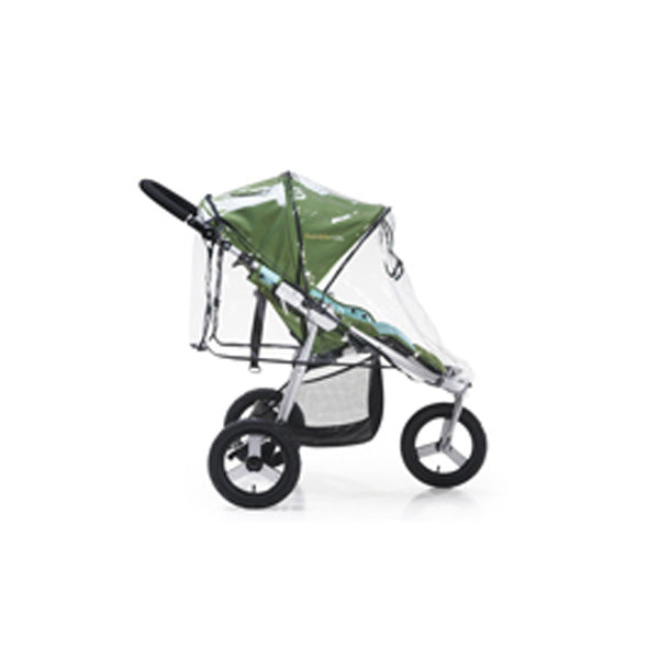 Bumbleride Rain Shield for Indie Stroller - non-PVC