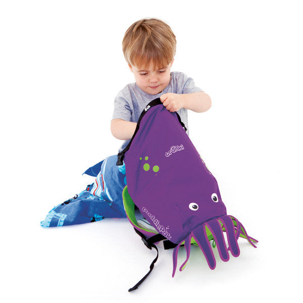 Trunki PaddlePak Octopus- Inky