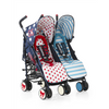 Cosatto Twin Pushchair Sis & Bro 4