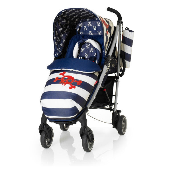 Cosatto Yo! Pushchair Ahoy There with Cosy Toes