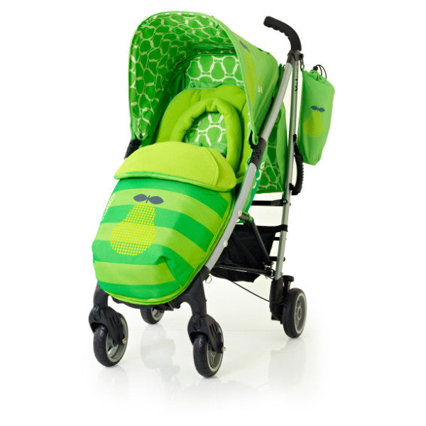 Cosatto Yo! Pushchair Peardrop with Cosy Toes