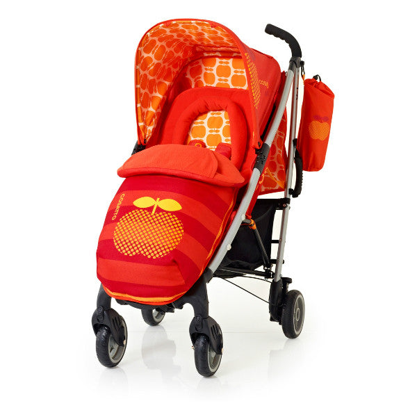 Cosatto Yo! Pushchair Toffee Apple with Cosy Toes