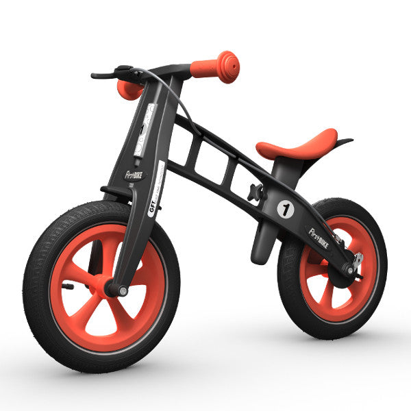 FirstBIKE Limited Edition Orange