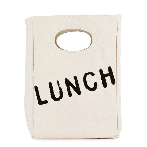 fluf Organic Cotton Lunch Bag LUNCH