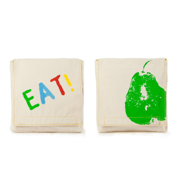 fluf Organic Cotton Snack Pack Set Good Eat