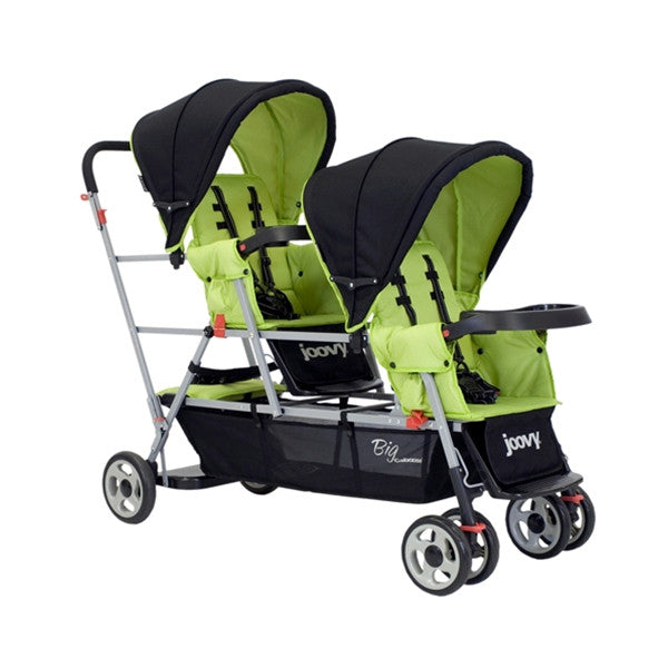 Joovy Appletree Big Caboose Stand-On Triple Stroller