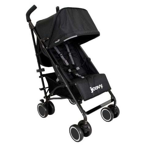 Joovy Triple Black Groove Ultralight Stroller
