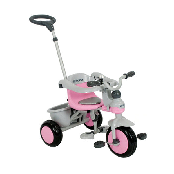 Joovy Pink Tricycoo Tricycle