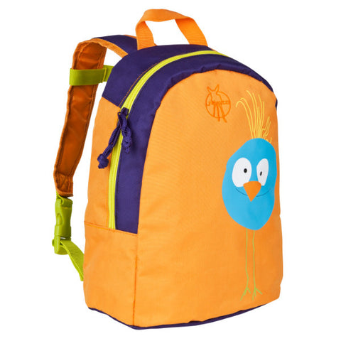Lassig 4Kids Mini Backpack Wildlife Birdie