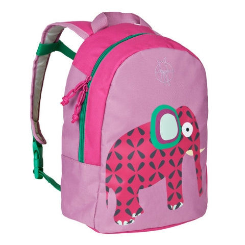 Lassig 4Kids Mini Backpack Wildlife Elephant