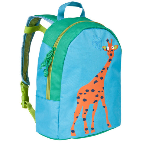 Lassig 4Kids Mini Backpack Wildlife Giraffe