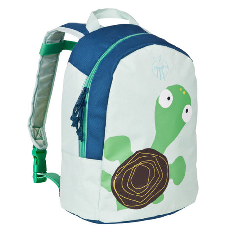 Lassig 4Kids Mini Backpack Wildlife Turtle