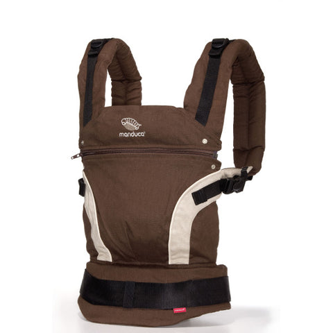 Manduca New Style Carrier- Brown