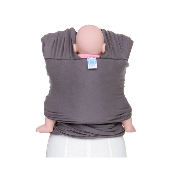 Moby Wrap Moderns Slate Great for Newborn