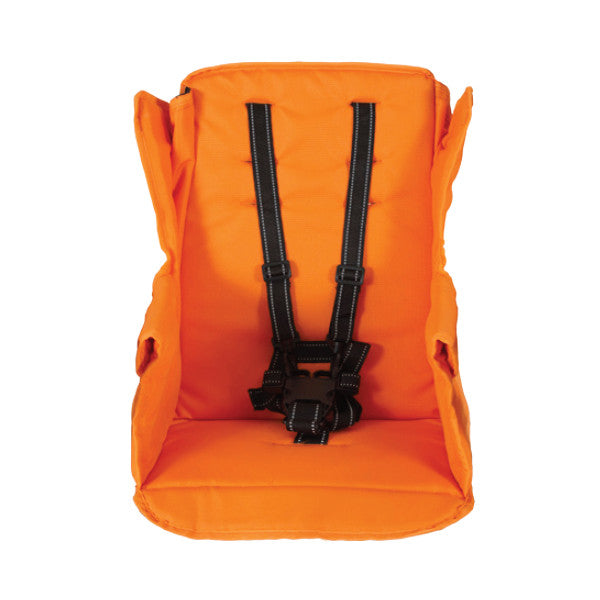 Joovy Caboose Too Seat Orangie suitable for Caboose and Caboose Ultralight