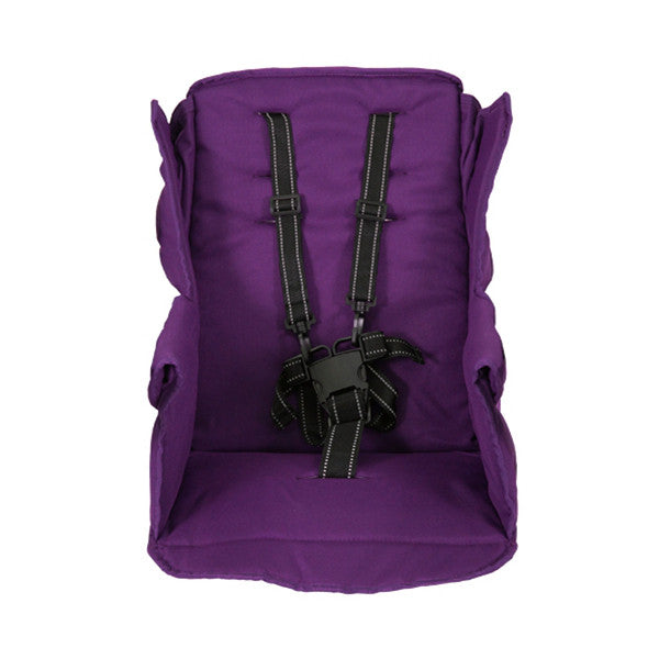 Joovy Caboose Too Seat Purpleness suitable for Caboose and Caboose Ultralight