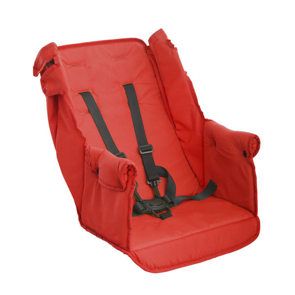 2016 Joovy Caboose Rear Seat Red