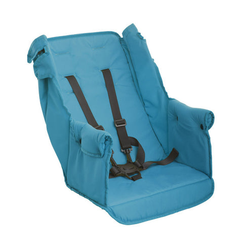 2016 Joovy Caboose Rear Seat Turquoise