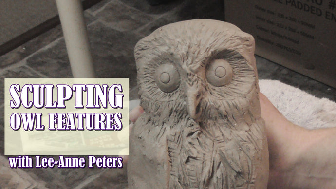 Sculpting some owl features