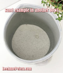 Smudge Bowl Package