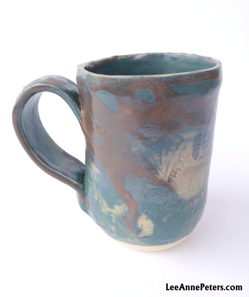 Cup with handle