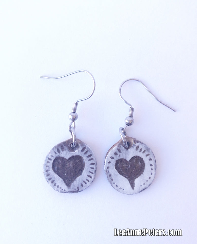 Earrings - hook style