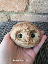 Load image into Gallery viewer, Baby Owl - sculpture