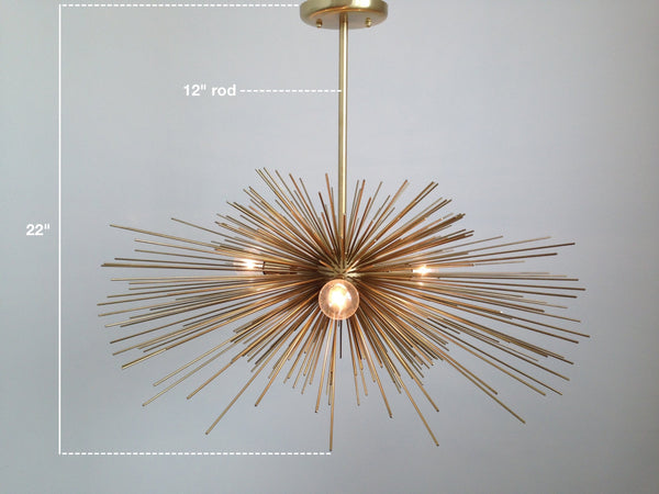 how to hang chandelier beaded urchin chandelier hanging rod ceiling light