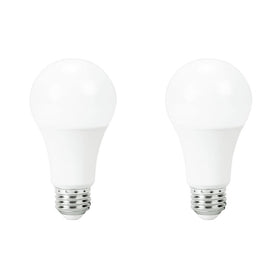A19 LED Bulbs 2 pack