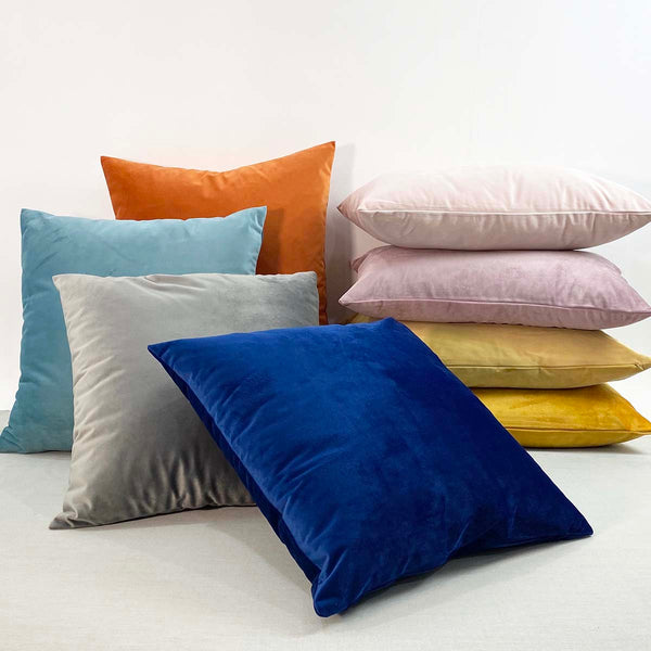 pillows scene Dutton Brown