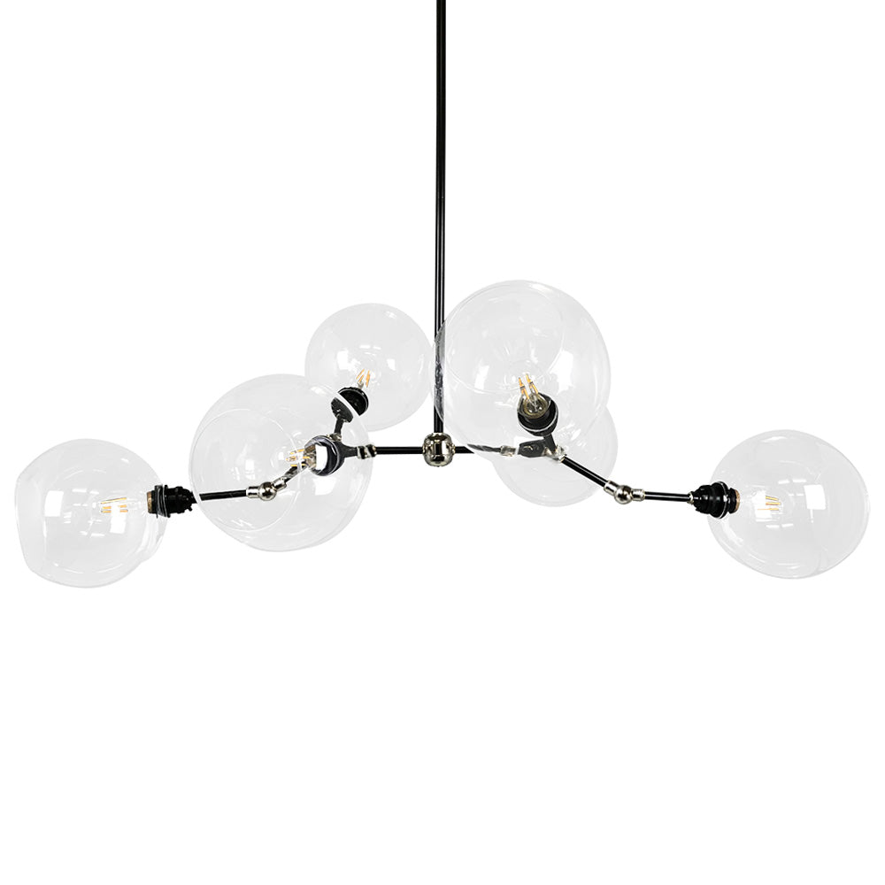 Addison globe chandelier brass addison globe chandelier lighting black nickel addison globe chandelier lighting arubaitofo Choice Image