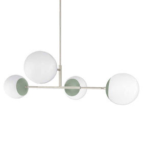 nickel and spa big status globe chandelier dutton brown lighting _hover