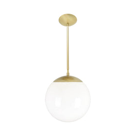 hanging lights cap globe pendant 12 inch brass kitchen island lighting mid century modern ceiling lighting