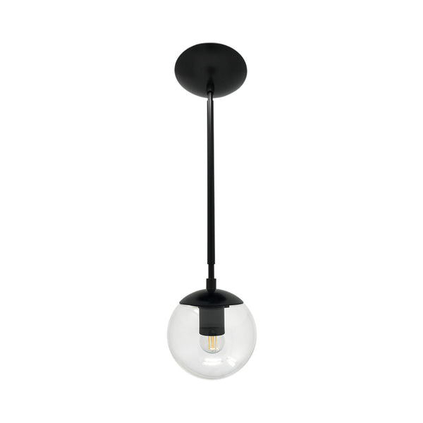 hanging lights cap globe pendant 6 inch black kitchen island lighting mid century modern ceiling lighting