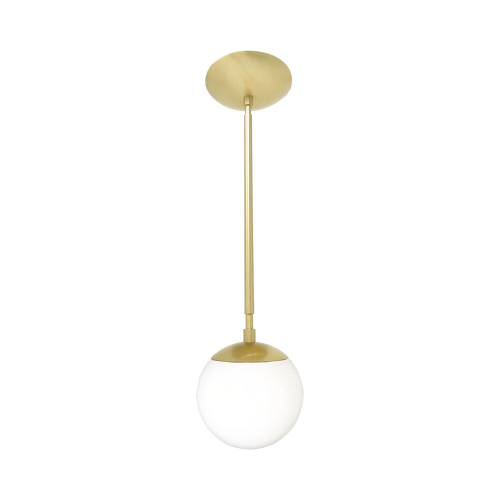 hanging lights cap globe pendant 6 inch brass kitchen island lighting mid century modern ceiling lighting
