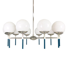 Color Lolli Chandelier 36""