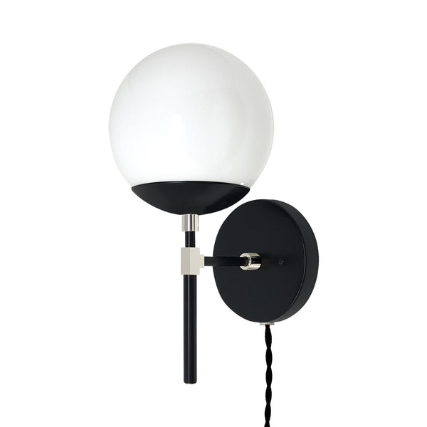 Lolli Plug-in Sconce 6""