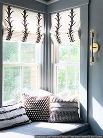 phoenix acrylic wall sconce dutton brown lighting. space by lara friedman design. _hover