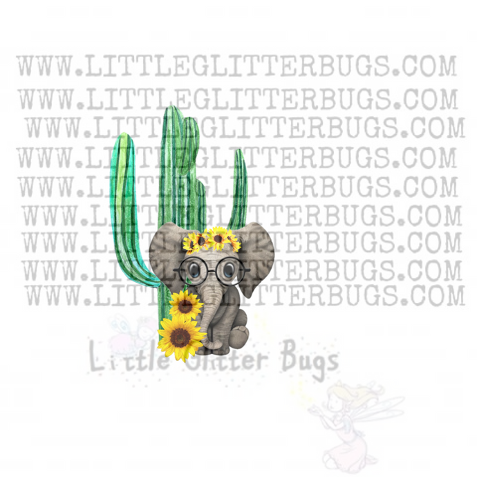 Elephant Sunflower Cactus Yellow Flowers Water Slide Clear Little Glitter Bugs Llc Lovepik provides 32000+ elephant png photos in hd resolution that updates everyday, you can free download for both personal and commerical use. little glitter bugs
