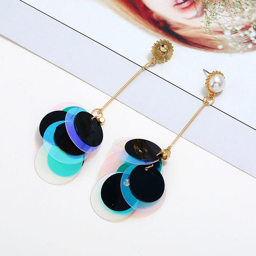 Charm Fashion Women Ear Stud - DiMathiastore