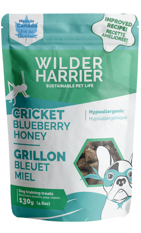 Wilder & Harrier Cricket Blueberry Honey 130g - Discover Dogs Inc