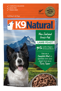 K9 Natural Lamb Feast - Discover Dogs Inc