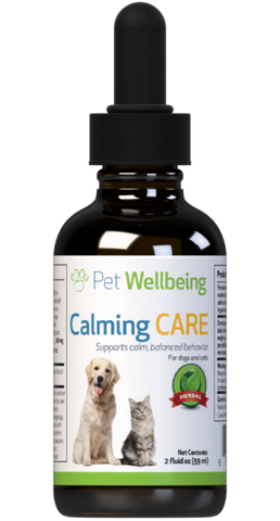 PW Calming Care - Discover Dogs Inc
