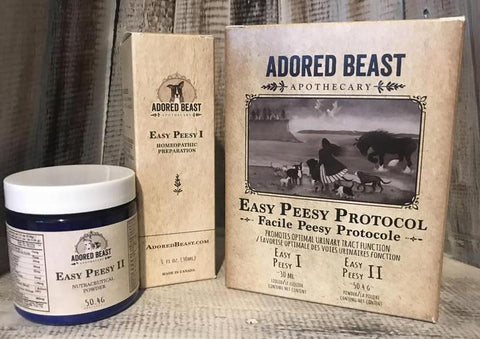 Adored Beast Easy Peesy Protocol - Discover Dogs Inc