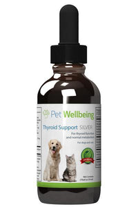 PW Thyroid Support Silver - Discover Dogs Inc