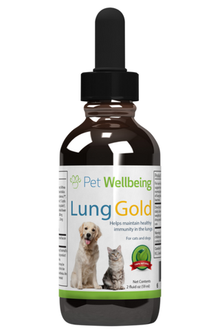 PW Lung Gold - Discover Dogs Inc