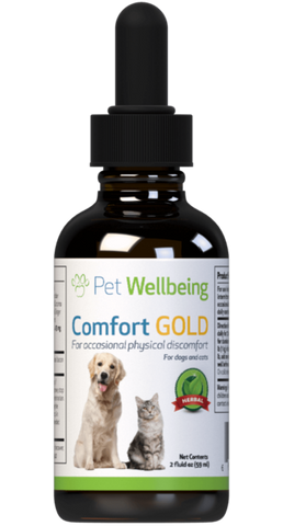 PW Comfort Gold - Discover Dogs Inc