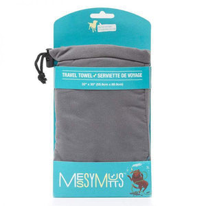 Messy Mutts Microfiber Travel Towel - Discover Dogs Inc